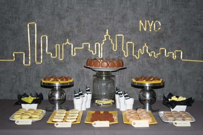 Sweet table new york la sweet table for Decoration porte new york